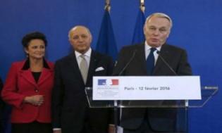 ايرولت: اجتماع الاحد في باريس حول سوريا بمشاركة كيري ووزراء اوروبيين