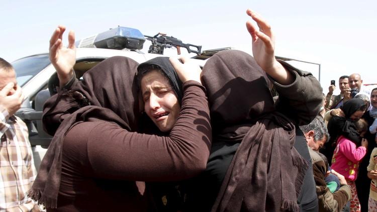 تحرير أكثر من 30 أسيرا إيزيديا من قبضة