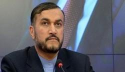 أمير عبداللهيان:ايران تفتخر بمواصلة دعمها لفلسطين