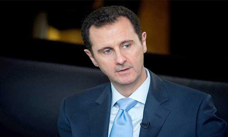 الاسد : الارهاب فشل في تدمير الهوية الوطنية للشعب السوري