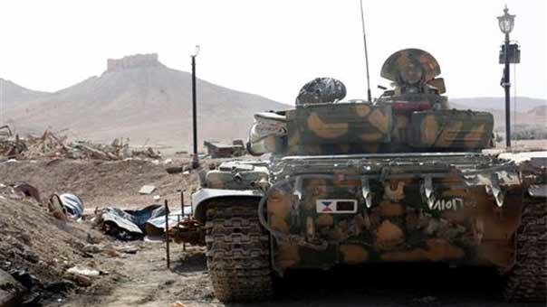 أكبر خرق لوقف اطلاق النار في ريف حلب .. والجيش السوري يتقدم نحو القريتين
