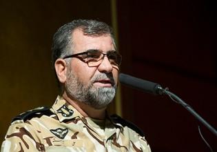العميد آراسته يعلن عن ارسال مغاوير ايرانية الى سوريا