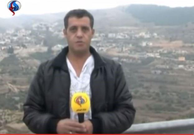 الاحتلال يعتقل مراسل العالم في الجولان بسام الصفدي