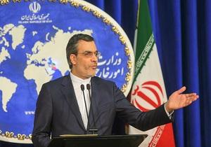 الخارجية الايرانية تدين انفجار بيروت
