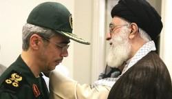 قائد الثورة یعین اللواء باقری فی منصب القائد العام للقوات المسلحة الایرانیة