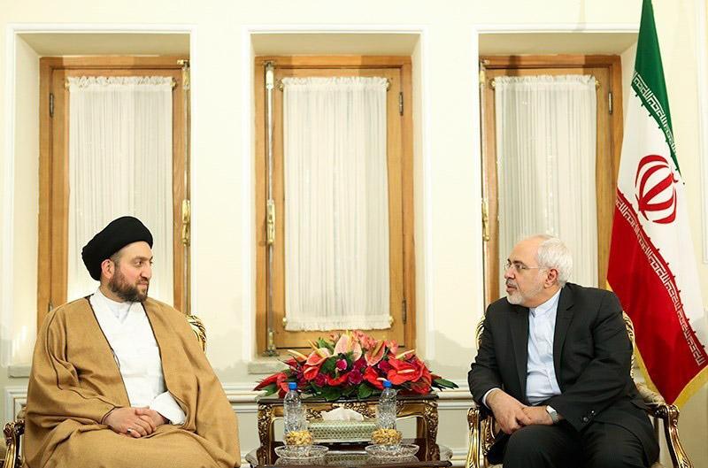 ظریف: ایران ستقف الی جانب العراق حکومة و شعبا حتی القضاء الکامل علی الارهاب
