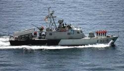 بحریة الحرس في مهمة رصد کافة القطع البحریة الأجنبیة
