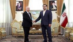 شمخاني: سنتصدى بحزم لاي تحرك معاد على حدود ايران