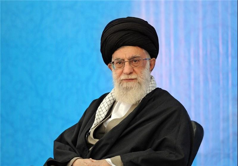 لقاء أئمة مساجد إقليم طهران بقائد الثورة المعظم