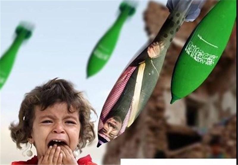 عطش الجلادون السعوديون لدماء أطفال اليمن/ وصرخات صامتة بسبب