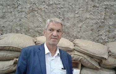 استشهاد القائد غلامي في حلب