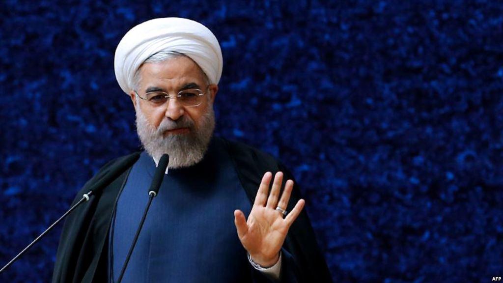 روحانی: مبادئ السياسات الخارجية الایرانیئ تستند على تطوير العلاقات الشاملة مع الدول المجاورة