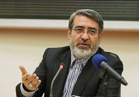 وزير الداخلية: مساعدات ایران للاجئین والمهاجرین تفوق التزاماتها
