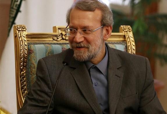 لاريجاني: دعم القوى الكبرى للارهابيين ساهم في انتشار التوتر والفوضى بالعراق وسوريا