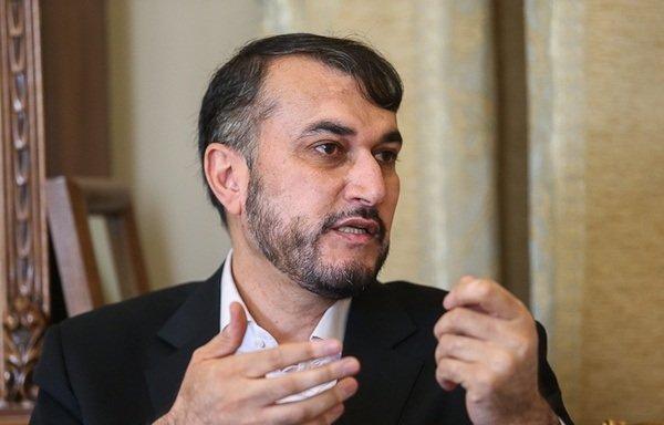 عبداللهيان وهدية خلف يبحثان تفاصيل تشكيل مجموعة الصداقة البرلمانية