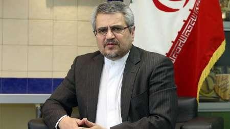 المندوب الايراني الدائم لدى الامم المتحدة ينفي مزاعم السعودية بشأن ايران واليمن