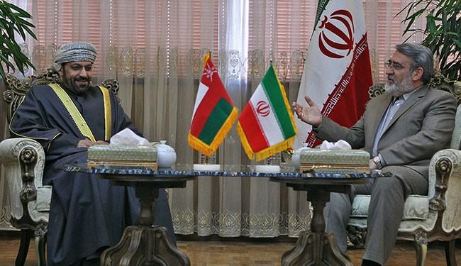 رحماني فضلي: العلاقات الإيرانية – العمانية أعمق من الإطار الرسمي