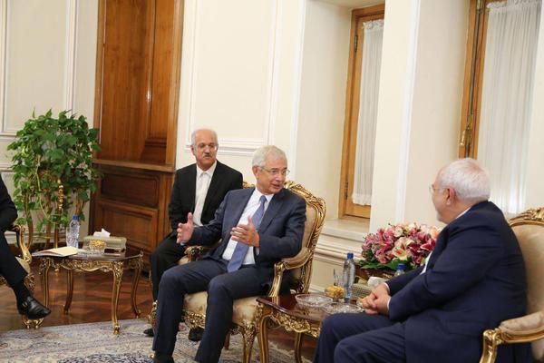 ايران تعرب عن استعدادها للتعاون مع أوروبا لحل أزمة سوريا