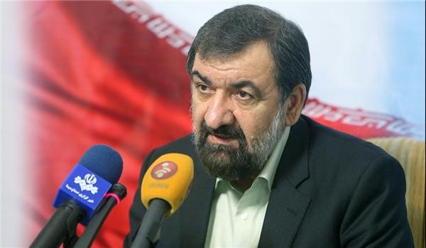 محسن رضائي: الاميركيون يدركون انهم لا ينبغي لهم الاقتراب من الاسد الرابض في ايران