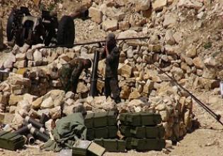 الجيش السوري يتقدم بريف حلب وعناصر