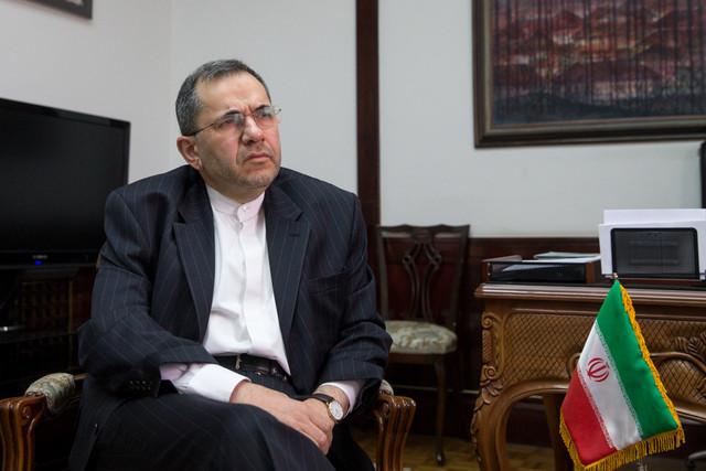 روانجي: سنبحث مع نائب وزیر الخارجیة البریطاني المواقف الأخیرة لبلاده ضد إيران