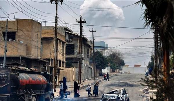 مصدر محلي: داعش فجر ثاني اكبر فنادق الموصل