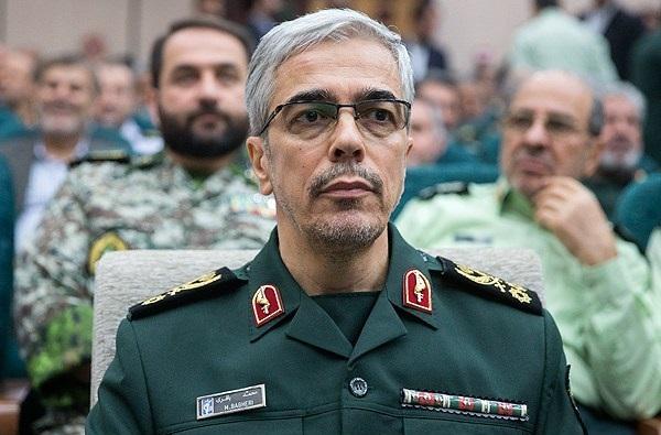 هيئة الاركان الايرانية تعزّي باستشهاد رجال الاطفاء في حادثة
