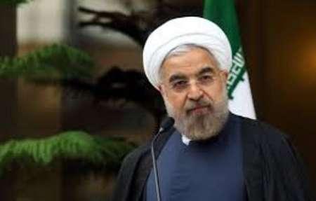 روحاني: امتعاض ترامب يعود الي ترسيخ ايران حقها في تخصيب اليورانيوم