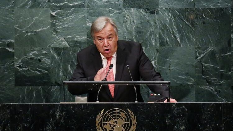 الأمين العام الجديد للأمم المتحدة: لست صانع معجزات