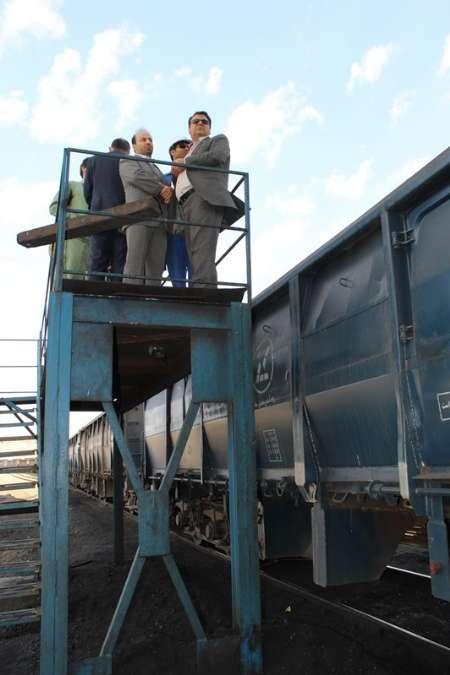 3000 عربة جديدة تدخل الخدمة في شركة السكك الحديد الايرانية