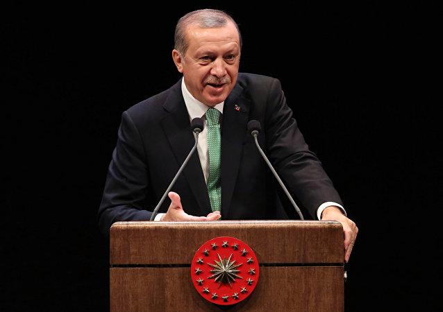 أردوغان: الهجوم على