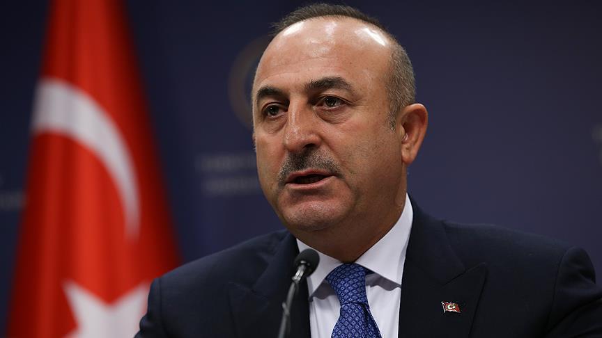 وزير الخارجية التركي يعزي بوفاة رفسنجاني