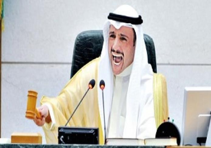 بالفيديو: رئيس مجلس الأمة الكويتي يسحق الصهاينة بالاتحاد البرلماني