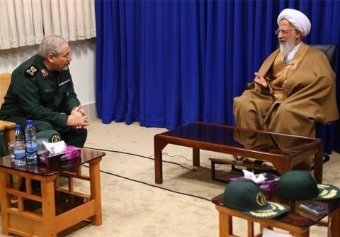 آية الله جوادي آملي : المرجعية الدينية في العراق تضطلع بدور هام جدا