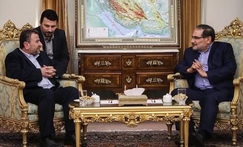 شمخاني: لتحافظ حماس على مكانتها في النضال ضد الاحتلال الصهيوني