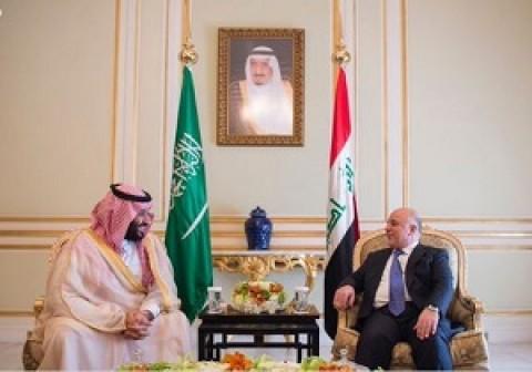 العراق والسعودية يتعهدان بالتعاون على محاربة داعش