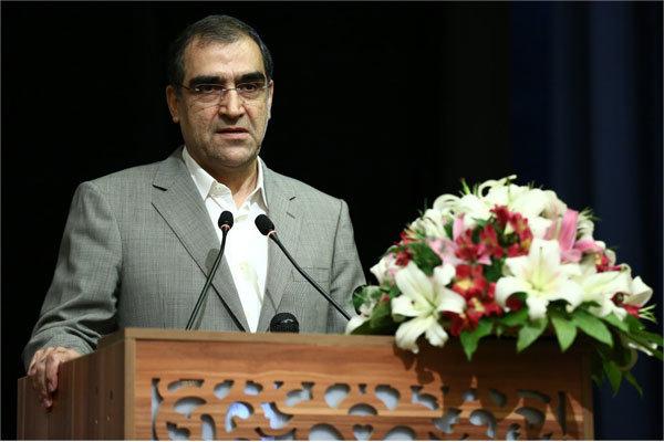 وزير الصحة الإيراني: إنشاء 6 مستشفيات ميدانية على الحدود الغربية للبلاد