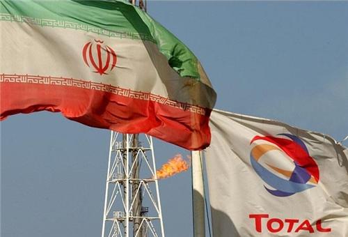 توتال مستمرة في إيران رغم قرار ترامب بشأن الاتفاق النووي
