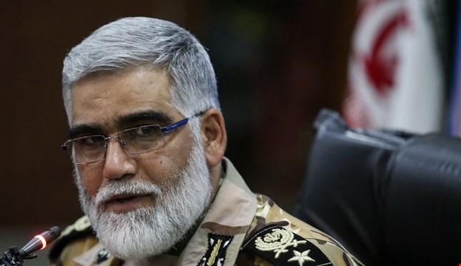 العمید بوردستان: لن نسمح لأيّ شخص وأي بلد بزيارة مراكزنا العسكرية