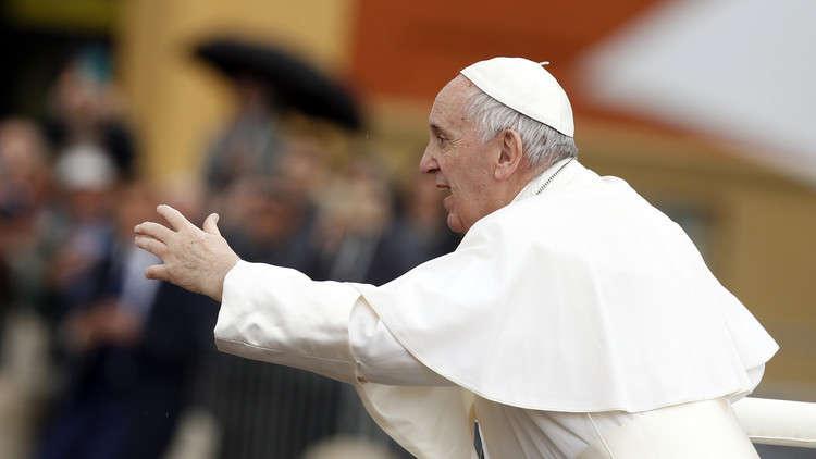 البابا ينتقد انخفاض معدلات الولادة في أوروبا