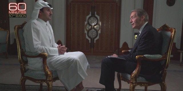 أمير قطر: لن نوقف قناة الجزيرة ولا تعاوننا مع إيران