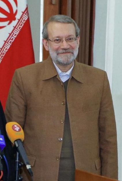 لاریجانی: العدو یسعي لخلق حالة الاضطراب فی القضایا الاقتصادیة بالبلاد