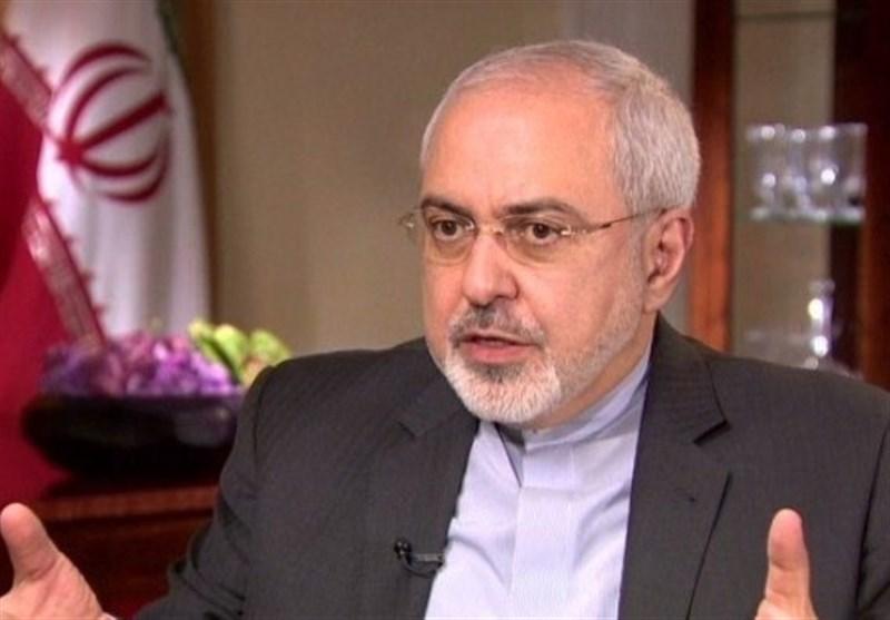 ظريف: طهران ستتخذ القرارات اللازمة ضد اي قرار يصدر من الجانب الاميركي