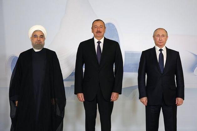 تعزيز التعاون المشترك محور اللقاء الثلاثي طهران - موسكو -باكو