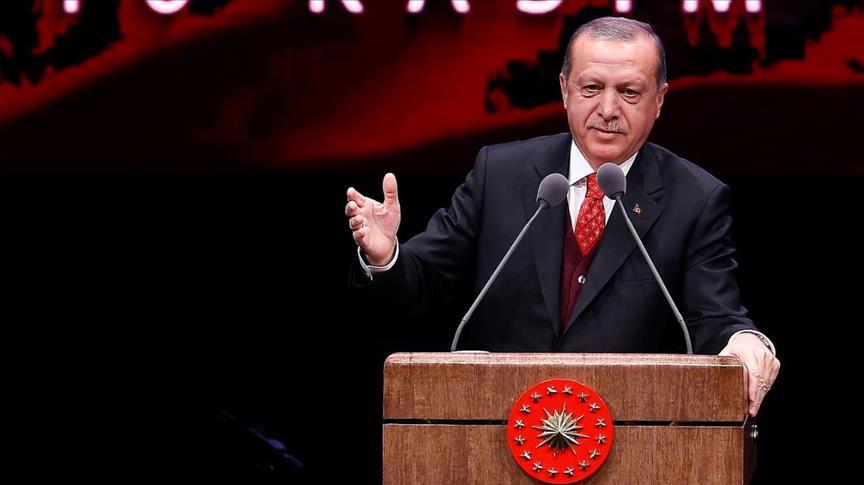 أردوغان يعد بإفشال المكائد التي تحاك ضد تركيا