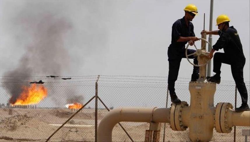 السيطرة على حريق بأنبوب نفط وسط البحرين