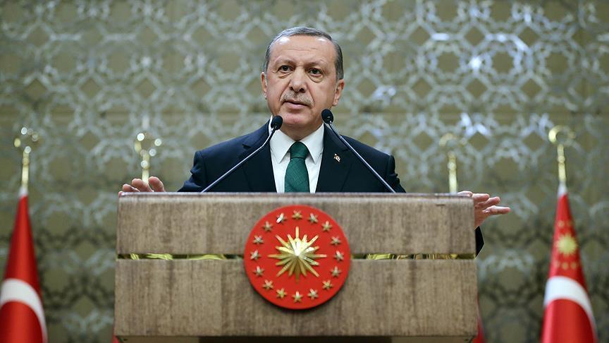 أردوغان ينتقد ضعف مواقف العالم الإسلامي حيال قضية مسلمي أراكان