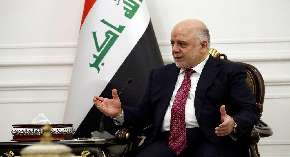 العبادي يعلن عن خسائر العراق المادية في حربه ضد