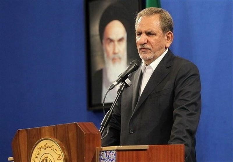 جهانغيري: إيران تعتزم فتح مكتب للاتحاد الأوروبي في طهران