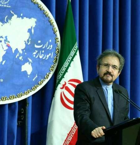 قاسمي يدعو فرنسا الى عدم التأثر بالقراءات الخاطئة المعادية لإيران